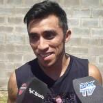 """Puch: """"El fútbol argentino es una muy buena vitrina para volver a la selección"""""""