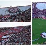 De telones y Libertadores.
