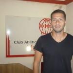 """Nervo: """"Me ilusiono con poder estar ante Alianza Lima"""""""