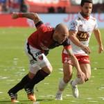 No terminó de inflarse (Colón 1-1 Huracán)