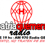 PatriaQuemera Radio Programa número 19
