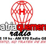 PatriaQuemera Radio Programa nro 2
