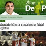El adversario del Sport: El sexto grande del fútbol argentino.