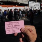 Venta de entradas vs. Independiente