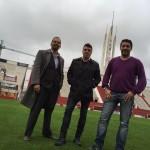 """Subcomisión del Estadio en PQRadio: """"Queremos reciclar Miravé y la parte de la calle Luna para hacer locales comerciales."""""""