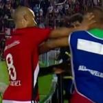 """Carlos Sanchez """"Le pido disculpas al alcanza pelotas"""""""