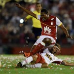 La Guerra de Patricios (Huracán 0 – Independiente Santa Fe 0).