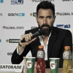 """Domínguez: """"Estamos bien de cara a la vuelta, nosotros también nos sentimos cómodos de visitante."""""""
