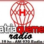 PatriaQuemera Radio programa número 25 del lunes 8 de febrero de 2016