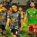 Le jugó en contra el debut (Huracán 0-1 Atl. Rafaela)
