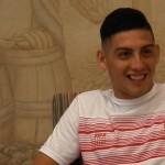 Ping Pong Quemero: Cristian Espinoza