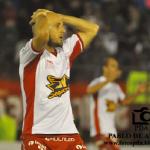 Ni el tiro del final. (Huracán 0 – Peñarol 0)