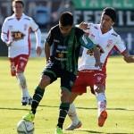 SAN MARTÍN (SJ) – HURACÁN  Fútbol de ascenso y torneos de liga