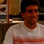 Ping Pong Quemero: Carlos Araujo