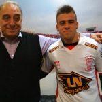 """Lucio Compagnucci en PQR: """"Estoy muy agradecido a Huracán que me está dando una segunda oportunidad"""""""