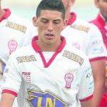 Comunicado oficial sobre Cristian Espinoza