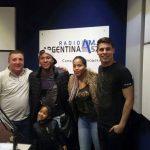 Planeta Globo 24-08, con Julio Angulo en estudios y Diego Mendoza