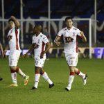 Lo salvó el tiro del final (Tigre 1-1 Huracán)