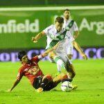 HURACÁN – BANFIELD Torneos de liga, copas nacionales y fútbol de ascenso