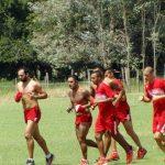 Entrenamiento: Futbol y tactico