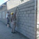 Obras en La Quemita