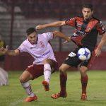 HURACÁN – PATRONATO Torneos de liga y fútbol de ascenso