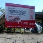 Huracán perdió los Terrenos del Gas