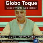 Globo Toque – 18/O4/2O17 – Programa N° 55 – Con entrevista a Alejandro Nadur