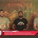 HD Huracán – Programa 02/08/2017