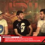 HD Huracán – Programa 11/08/2017