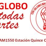 Un Globo En Todas Partes del miércoles 30 de agosto de 2017