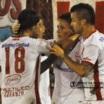 Gana y sube (Huracán 1-0 Vélez)
