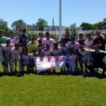 Gran torneo de los pibes en Brasil