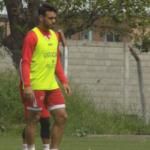 Práctica de fútbol matutina en La Quemita