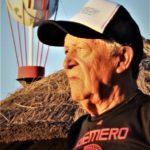 90 años, la misma pasión: Don Roberto Quinteiro.