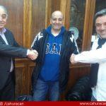 Convenio de cooperación entre Huracán y Sacachispas FC