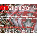 Patria Quemera Radio hoy con Lucas Barrios