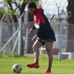 Fútbol formal en la Quemita.