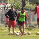 Fútbol en espacios reducidos y parte médico de Mendoza