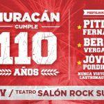 FIESTA 110 AÑOS HURACÁN