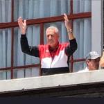 Gustavo Alfaro dejó de ser el entrenador de Huracán