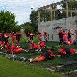 Trabajos tácticos en el entrenamiento