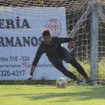 Fútbol formal en el entrenamiento del Globo