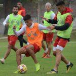 El Globo volvió a los entrenamientos