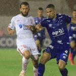 HURACÁN – CRUZEIRO Sólo en la Copa Libertadores.