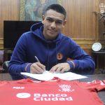 Ezequiel Navarro viajará a España con la Selección Sub18