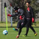 Fútbol reducido en el entrenamiento