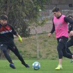 Fútbol en espacios reducidos en el entrenamiento