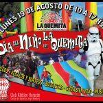 ¡Vení a festejar el Día del Niño en La Quemita!