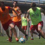 El Globo cerró la semana con fútbol formal